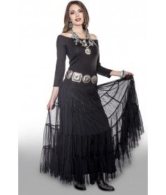 Plus Size Western Dresses and Skirts - Plus Size Cowgirl ...