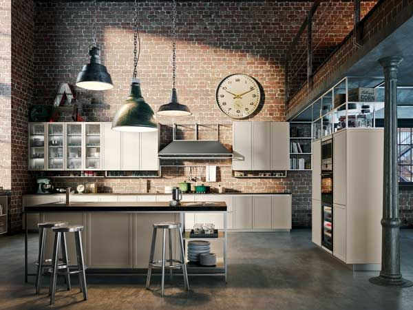 Scegliere una Cucina moderna con isola significa tener prensenti una ...
