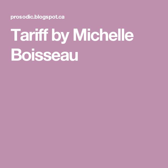 Michelle Boisseau