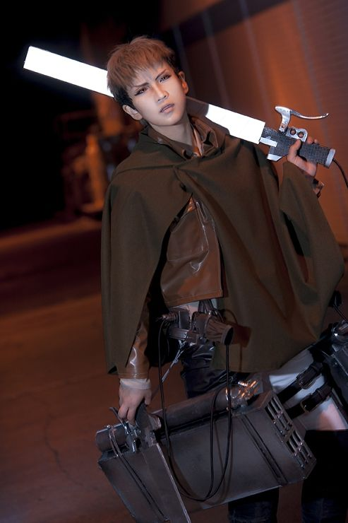 Jean Kirschstein ( Shingeki No Kyojin ) Cosplay by Reika