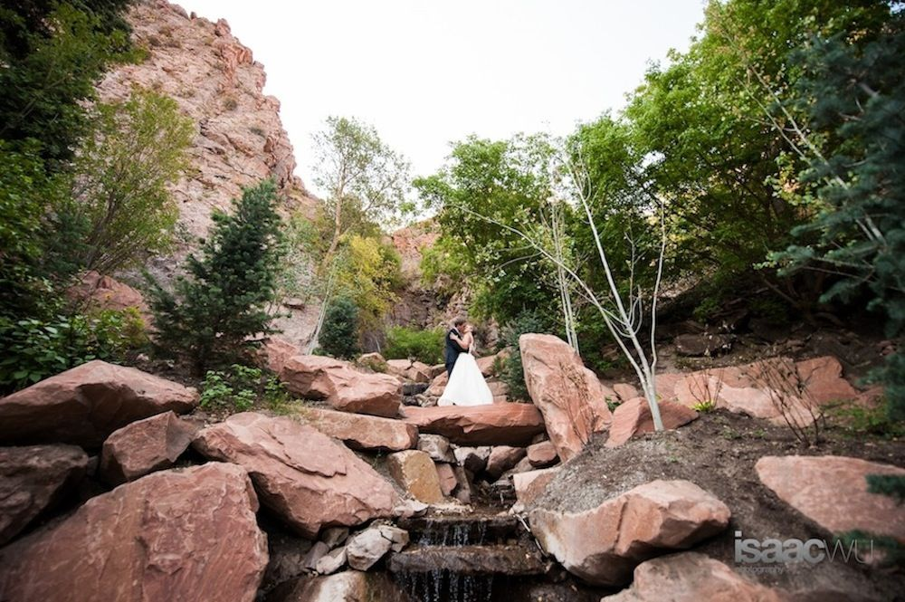 Welcome To Louland Falls Salt Lake City Utahs Premiere Outdoor Wedding And Reception Venue Located