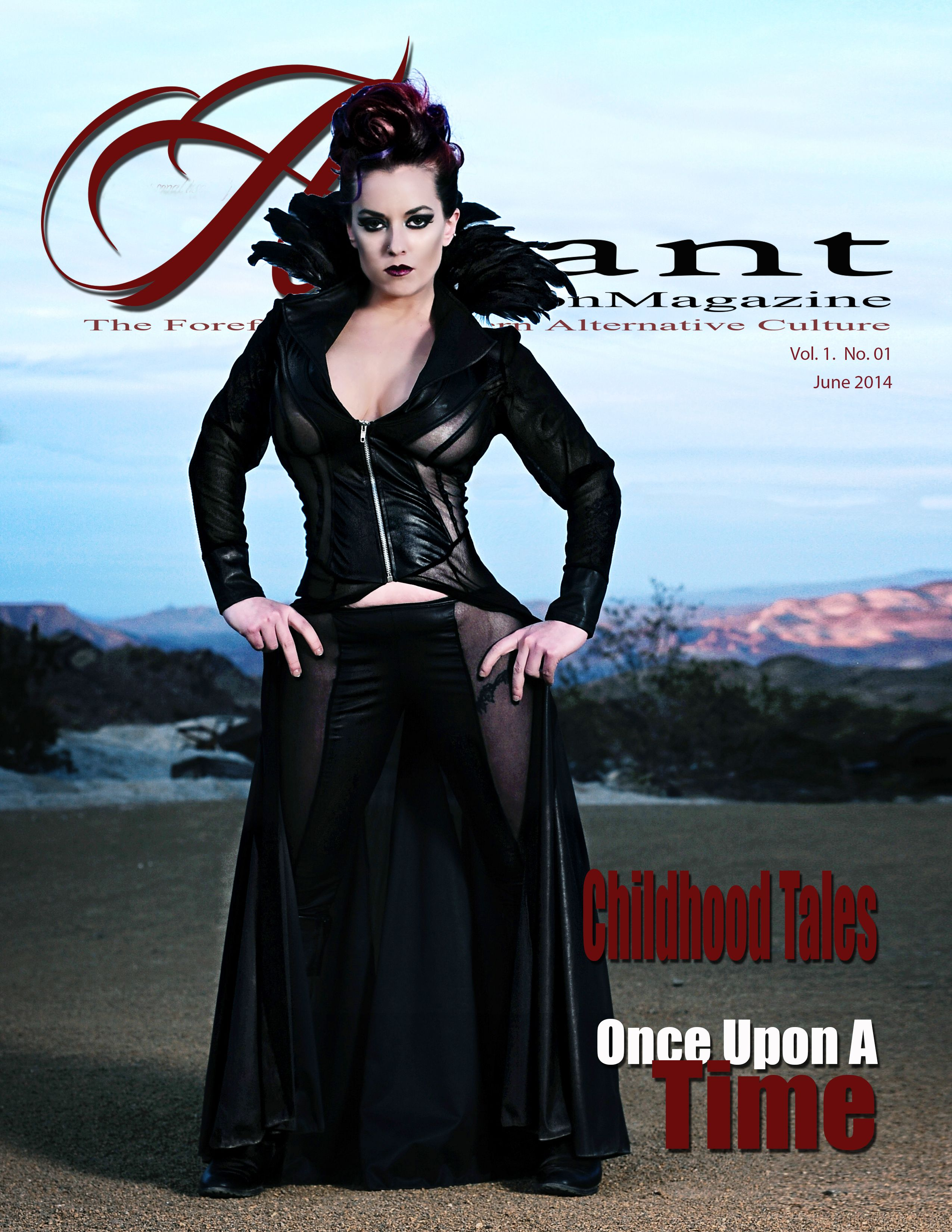 Once Upon A Time Cover with lstacey renee and keri pettit