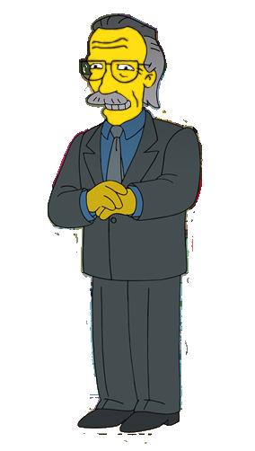 Stan Lee Personagem