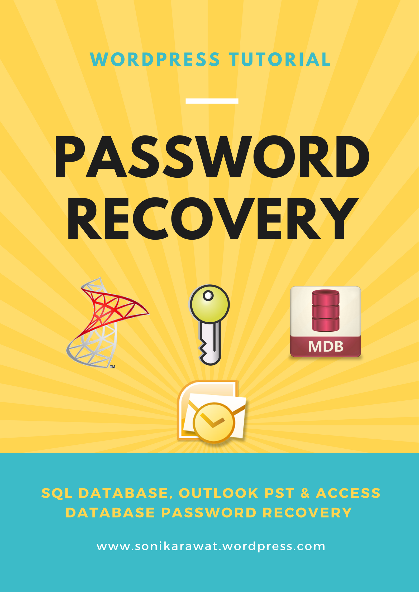 Password Recovery Tools PST Password Recovery, SQL