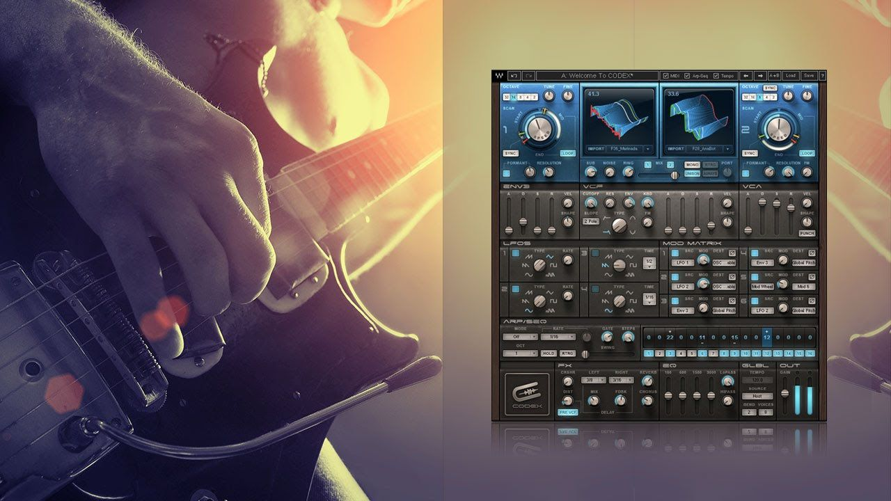 Start Mixing With Plugins 4 Mixing Guitars And Synths Videos Waves Guitar Waves Plugins