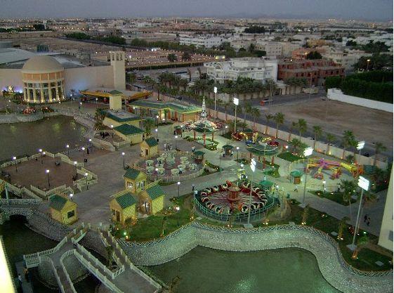 Al Shallal Theme Park Family Attraction Jeddah Theme Park Park Jeddah