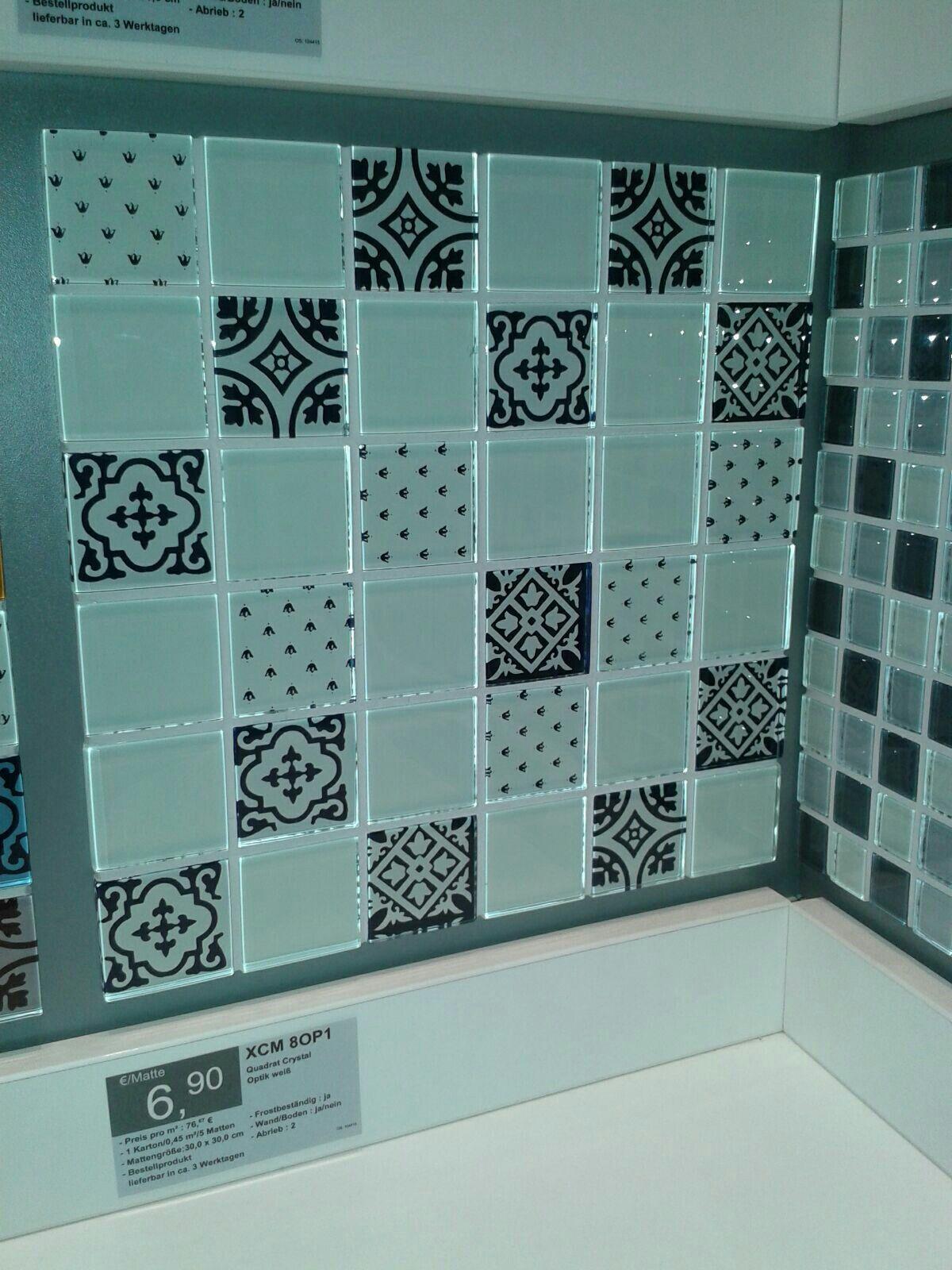 Fliesen Mosaik Bauhaus