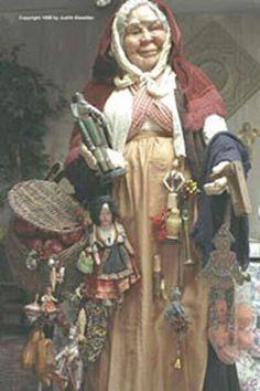 Christmas - Santas, La Befana, Saint Nicholas on Pinterest ...