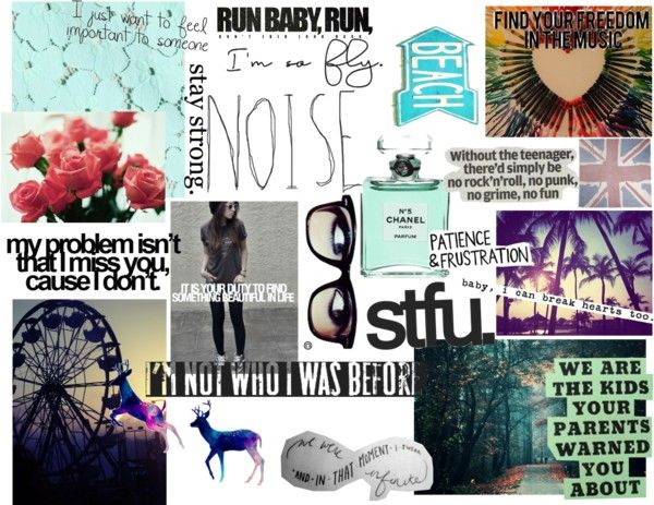 """""""Noise"""" by tennispro on Polyvore"""