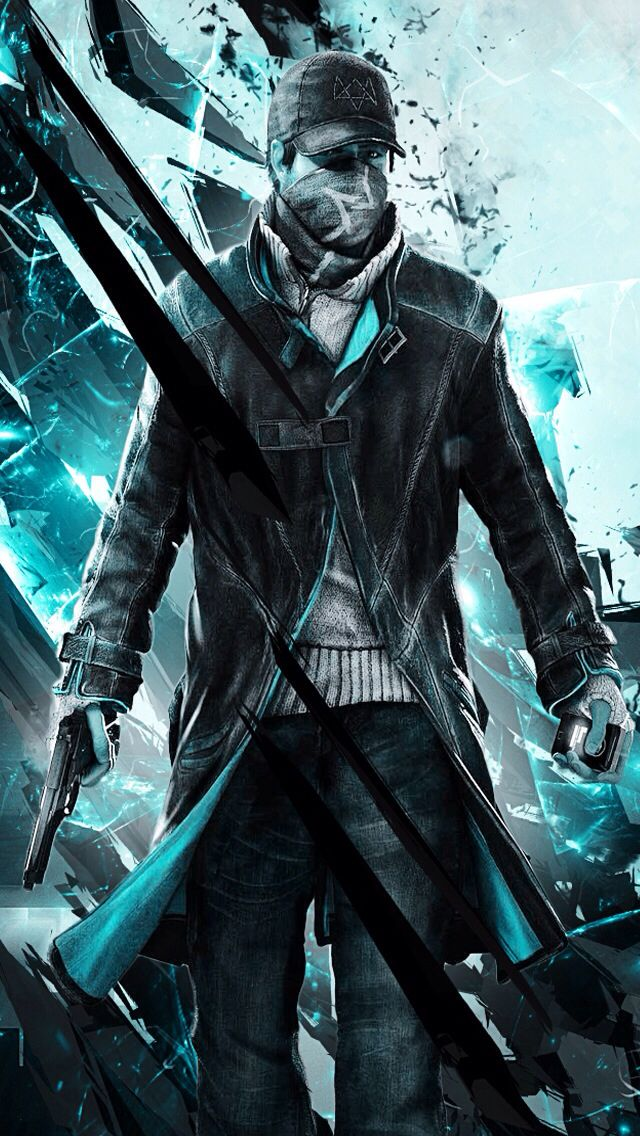 Watch Dogs Watch Dogs Aiden Watch Dogs Game Watch Dogs Art Cool watch dogs wallpapers