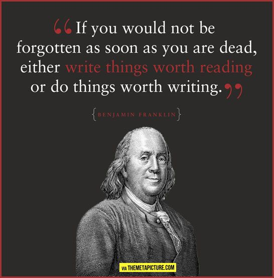 Ben Franklin Quotes | My Favorite Quote By Ben Franklin Quotable Quotes Pinterest