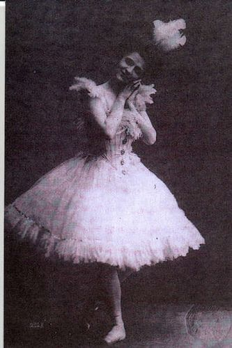lubov egorova vintage ballet photo by ilyaballet, via Flickr