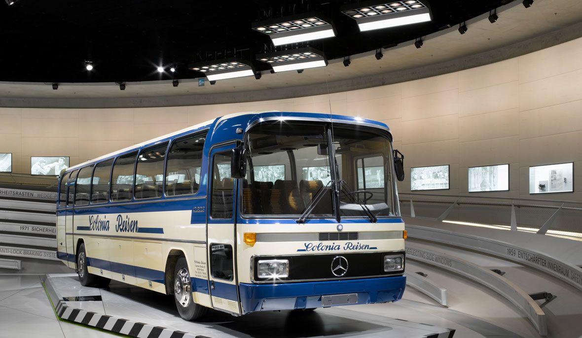 1971 mercedes benz o302 bus daimler ag de auto mercedes benz de - Legend 5 Mercedes Benz O 303 Touring Coach Mercedes Benz