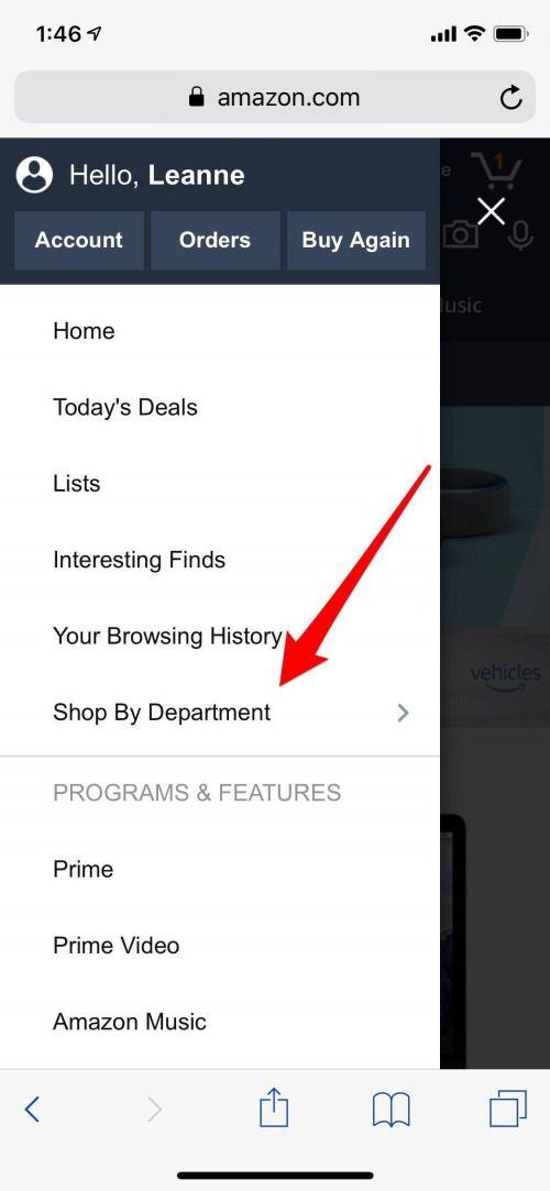 How to Buy Amazon Kindle Books on the iPhone or iPad ...