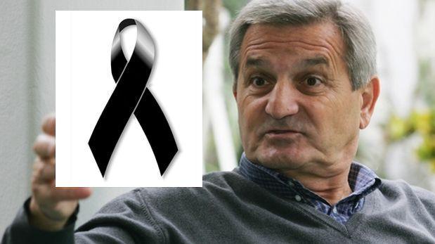 Ivan Brzic, ex t�cnico de la 'U' y Alianza, falleci� hoy