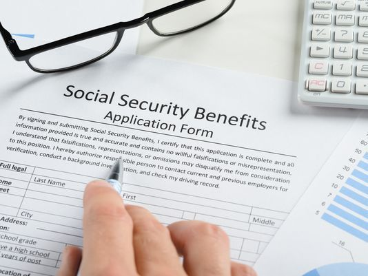 The ins and outs of applying for Social Security benefits Social - social security application form