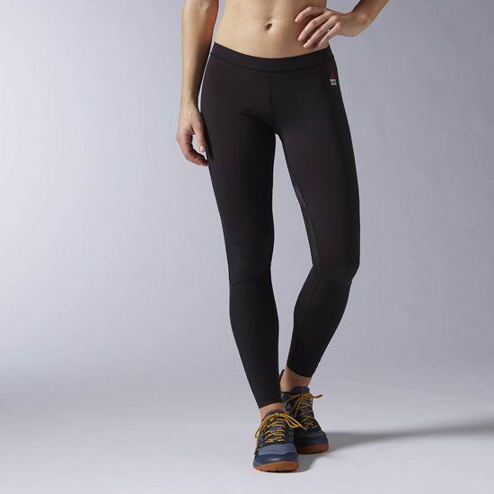 1184cb6c9c6cbf Reebok CrossFit CORDURA® Compression Legging - Black   Workout Gear ...