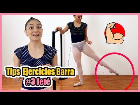 Ejercicios de barra danza clasica