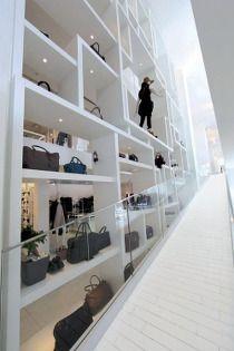 Shop Design Graniti Fiandre - Emporium Milano