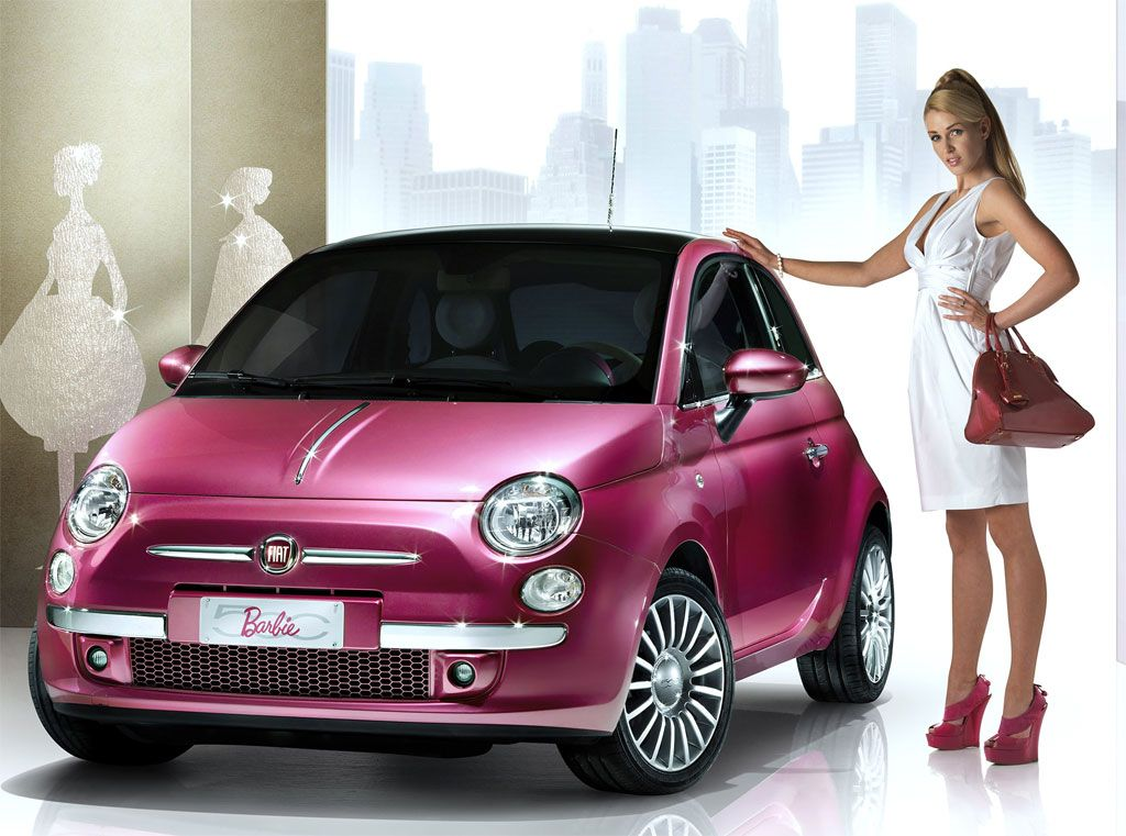 Favorit COOL!! A Barbe Fiat!!! barbie-fiat-500 | COOL!!! | Pinterest  CG15
