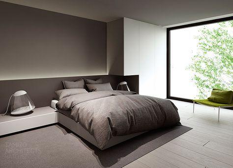 Iluminaci n habitaciones en 2019 dormitorios - Iluminacion dormitorios modernos ...