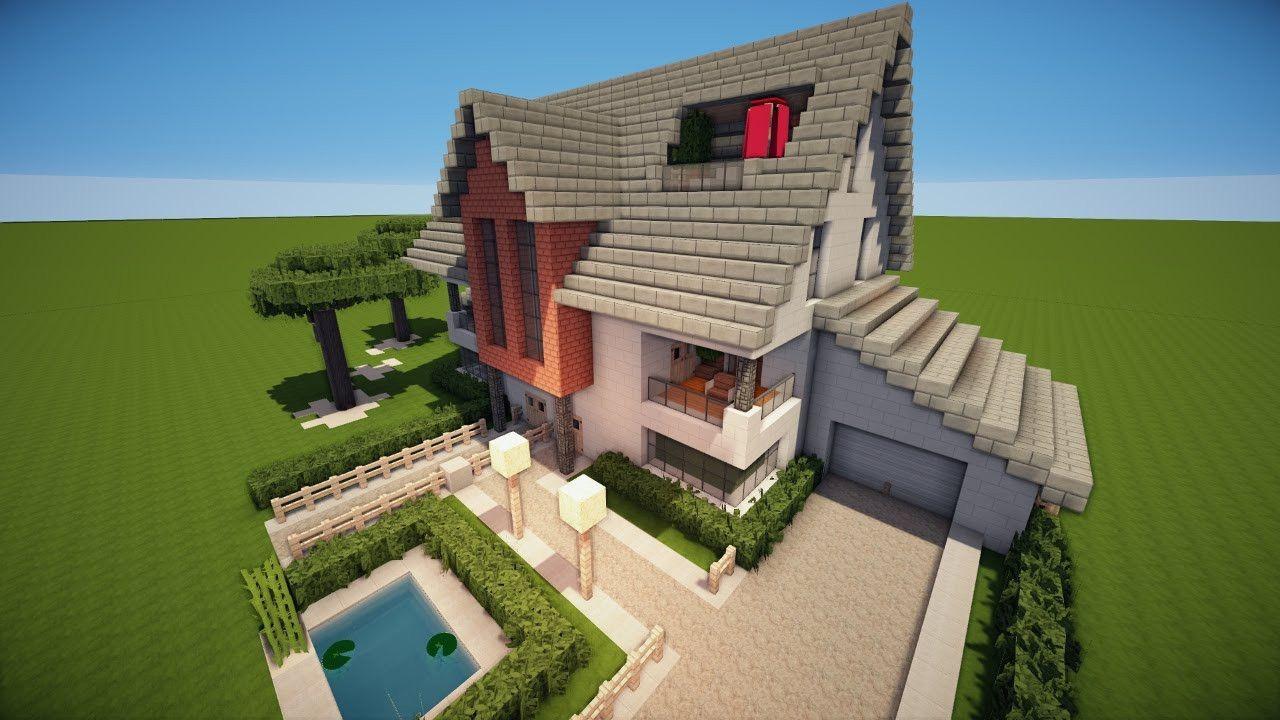 Minecraft Schöne Häuser Bauen