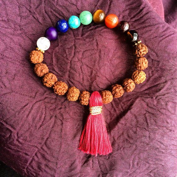 Full Spectrum Chakra Energy Flow Mala! | Lovealeta* Love-Infused Soulwear by Justine Crowley