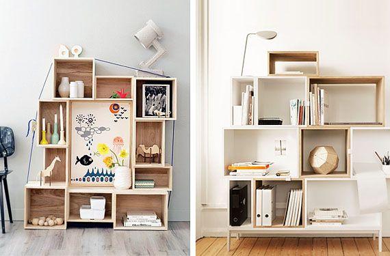estanteras modulares cubo decorativas y muy prcticas artculos y libros y google