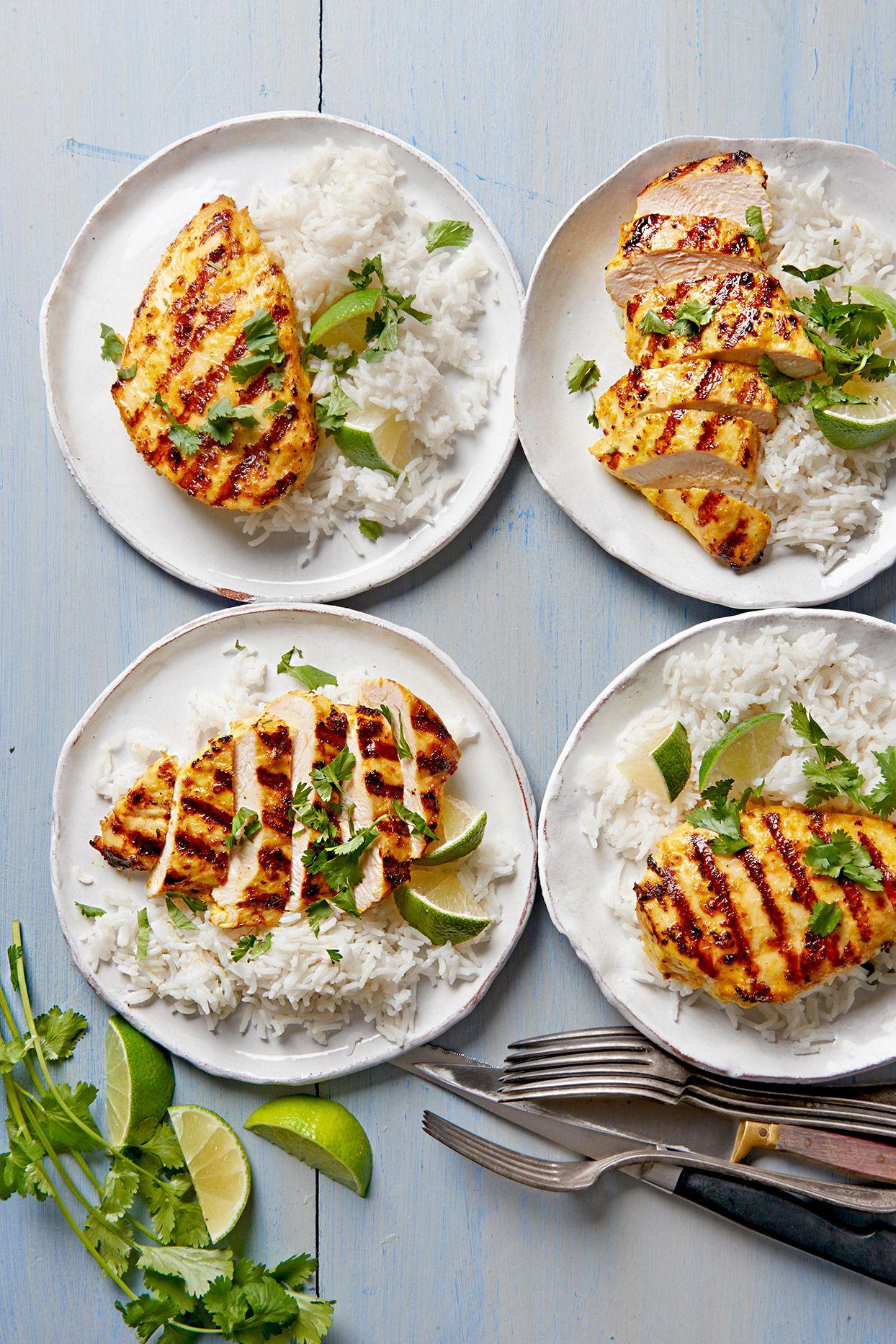 Turmeric Ginger Marinated Chicken Recipe Easy Chicken Dinner Recipes Healthy Dinner Recipes Easy Healthy Dinner