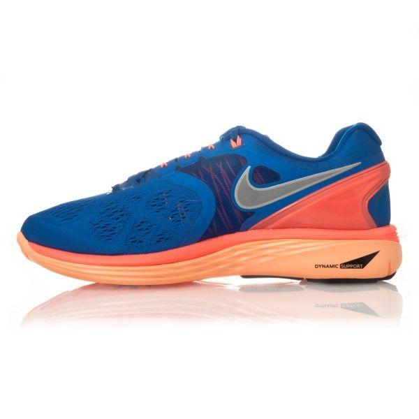 4d704a5ec1cee Nike LunarEclipse 4 - Womens Running Shoes - Hyper Cobalt Reflect Silver Bright  Mango
