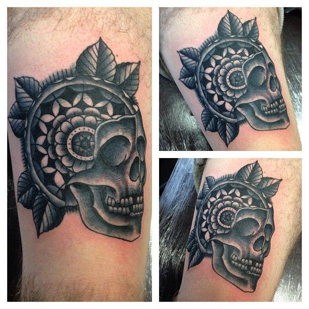 Drew Romero No Regrets Cheltenham Grey Tattoo Black And Grey Tattoos Tattoos