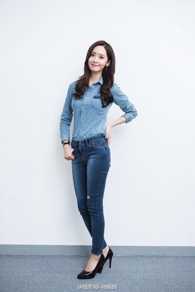 160809 Lee Jeans SNSD Yoona