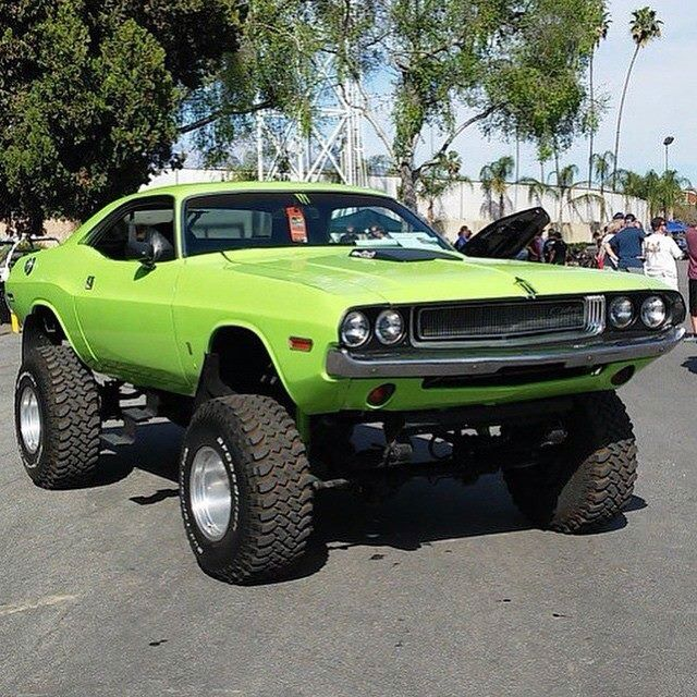 4x4 Barracuda Lifted Muscle Pinterest Cars 4x4 And Trucks