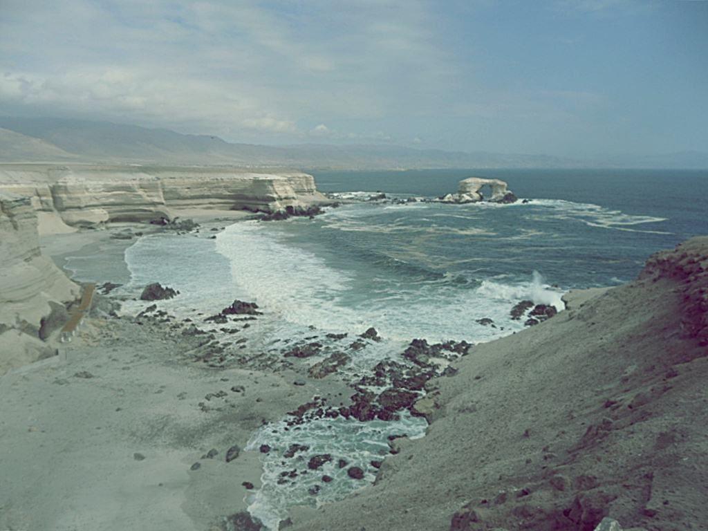 la Portada en Antofagasta