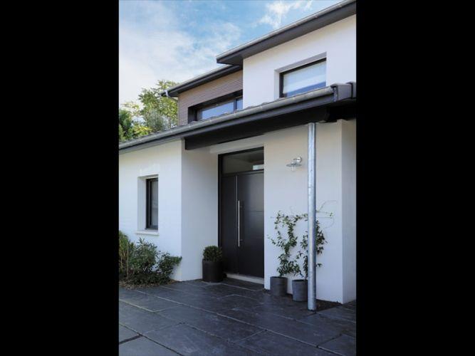 Une maison de ville à Bordeaux : porche d\'entrée | Maisons ...