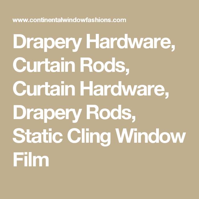 Drapery Hardware Curtain Rods Curtain Hardware Drapery