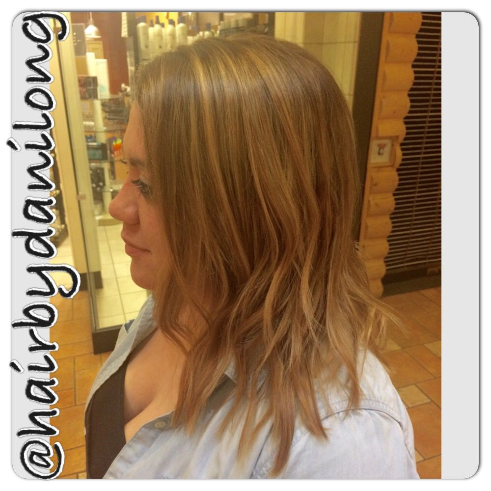 Blonde Balayage Sombre Hair Color Long Bob Lob Haircut Orem Ut Long Hair Color Sombre Hair Color Lob Haircut
