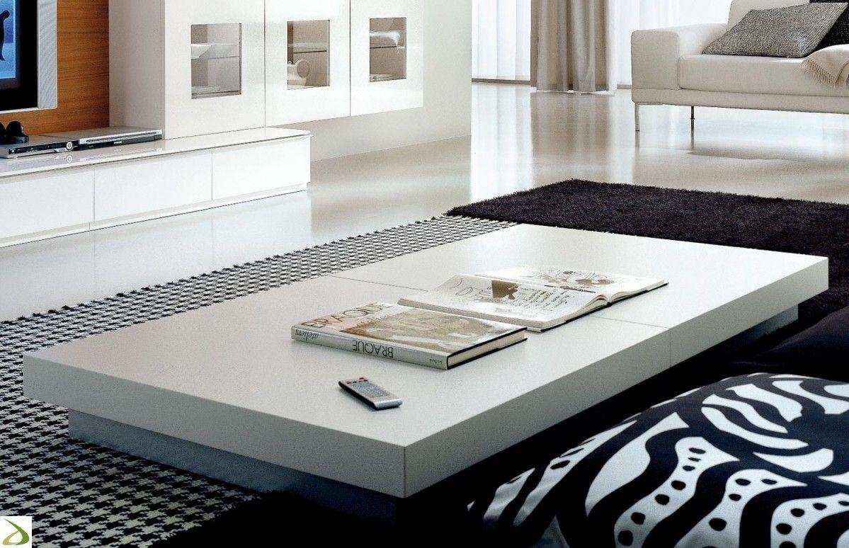 Tavolo Basso Moderno.Tavolino Dasso Soggiorni Tavolini Bassi Tavolini E