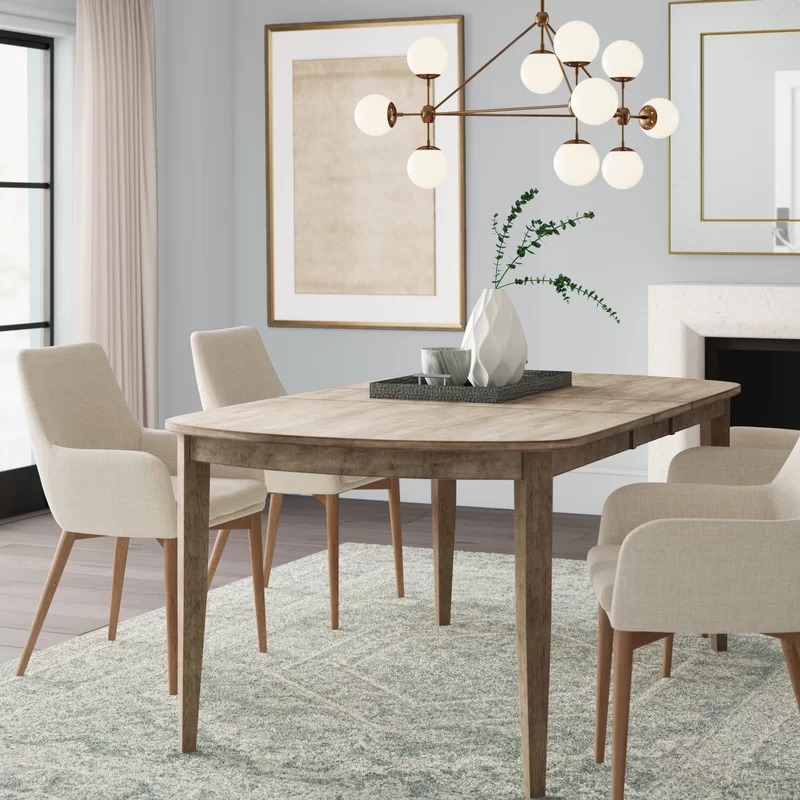 Greenvale Extendable Dining Table In 2020 Extendable Dining