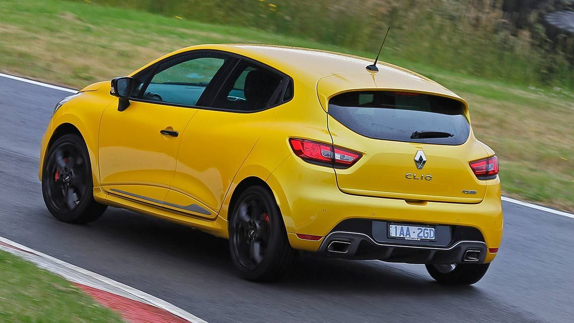 2015 Renault Clio RS - Price, photos, reviews