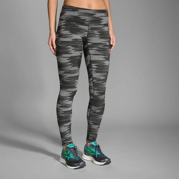6fabd2002c7ba Brooks, Greenlight Women's Running Tights in color 052 (camo), $51 ...