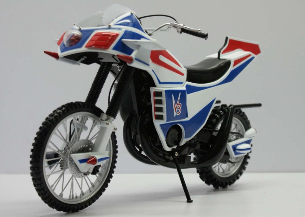 1 6 Masked Rider Motor Bike V3 Hurricane W Revolving Cyclone Bike Motorbikes Rider