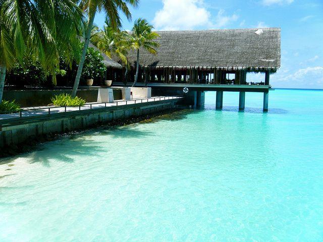 Summer Island Maldives New Years Eve