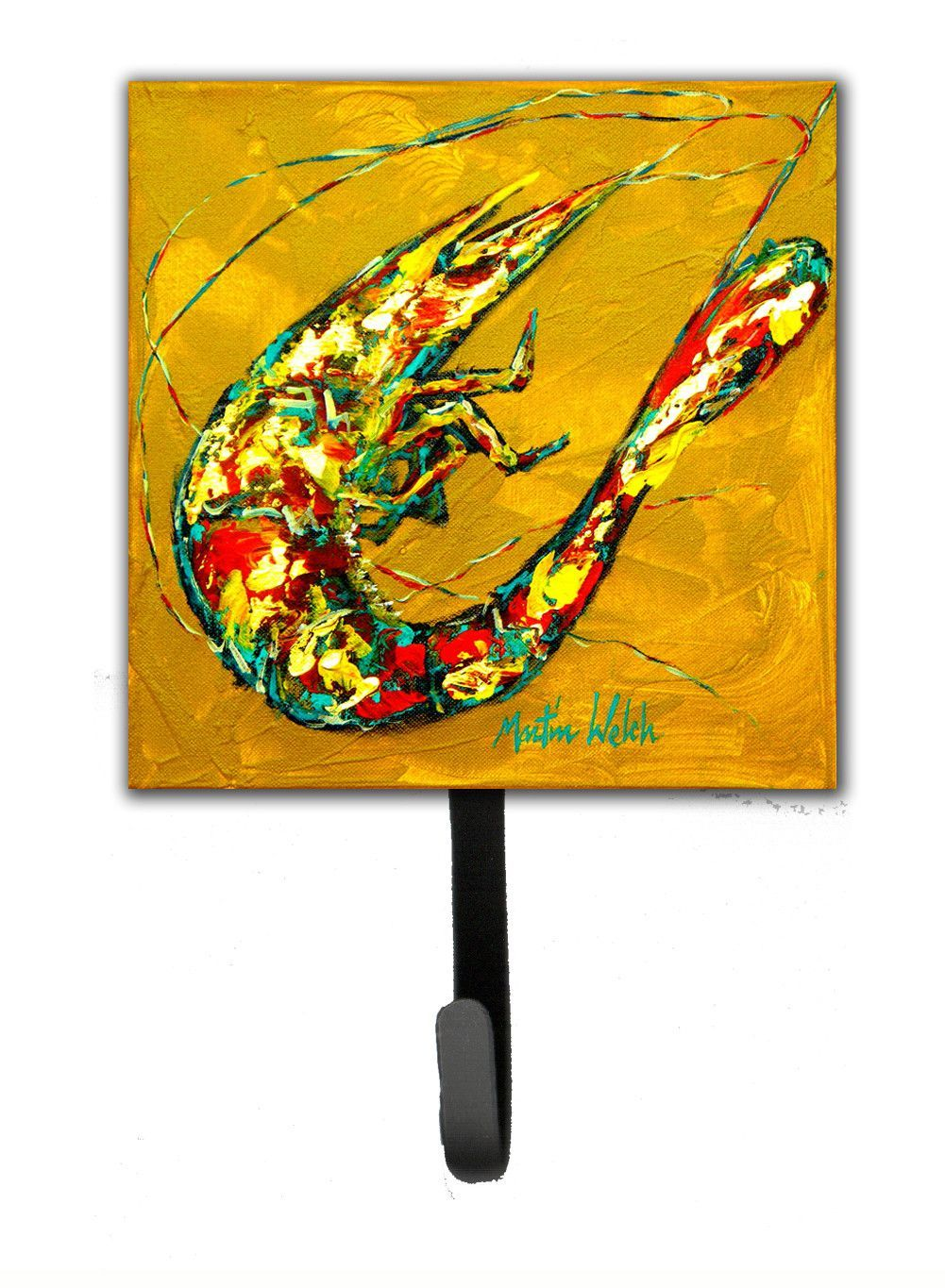Shrimp and Hot Mustard Wall Hook | Products | Pinterest | Mustard ...