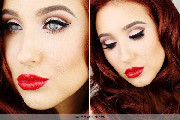 Old Hollywood Makeup How To Give Your Eyes The Retro Look