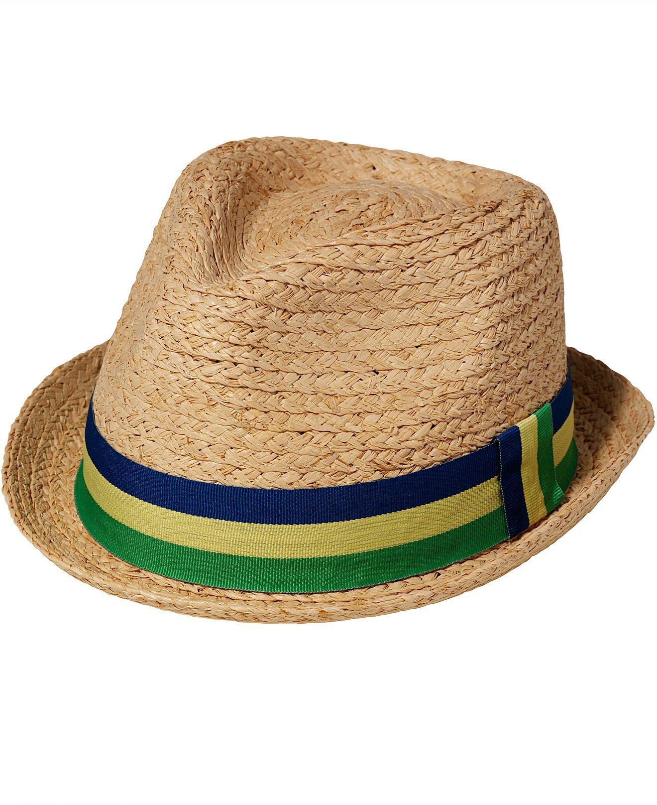 1e59b0737 Block Hats, Braided Raffia Fedora Brazil - Mens Hats, Gloves ...