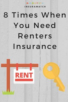 State Farm Renters Insurance Quote 8 Scenarios Where You Need Renters Insurance  Renters Insurance