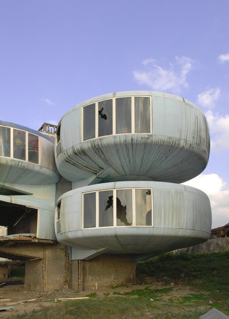 Amazing Sanzhi UFO houses | See More Pictures | #SeeMorePictures