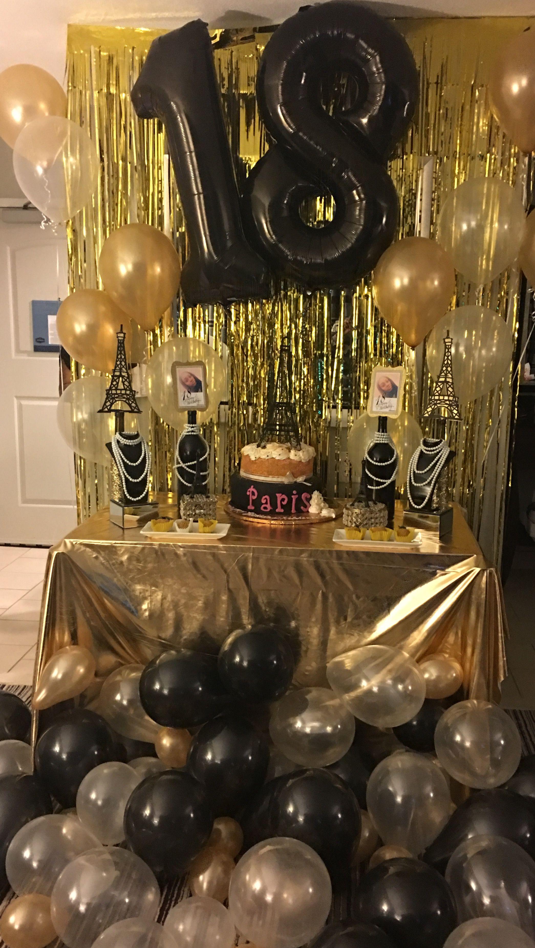 Niver dezoito anos dezoitao Pinterest Birthdays 18th birthday