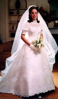 Julie Nixon Eisenhower With Images Pretty Wedding Dresses